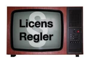 licens-regler-guide
