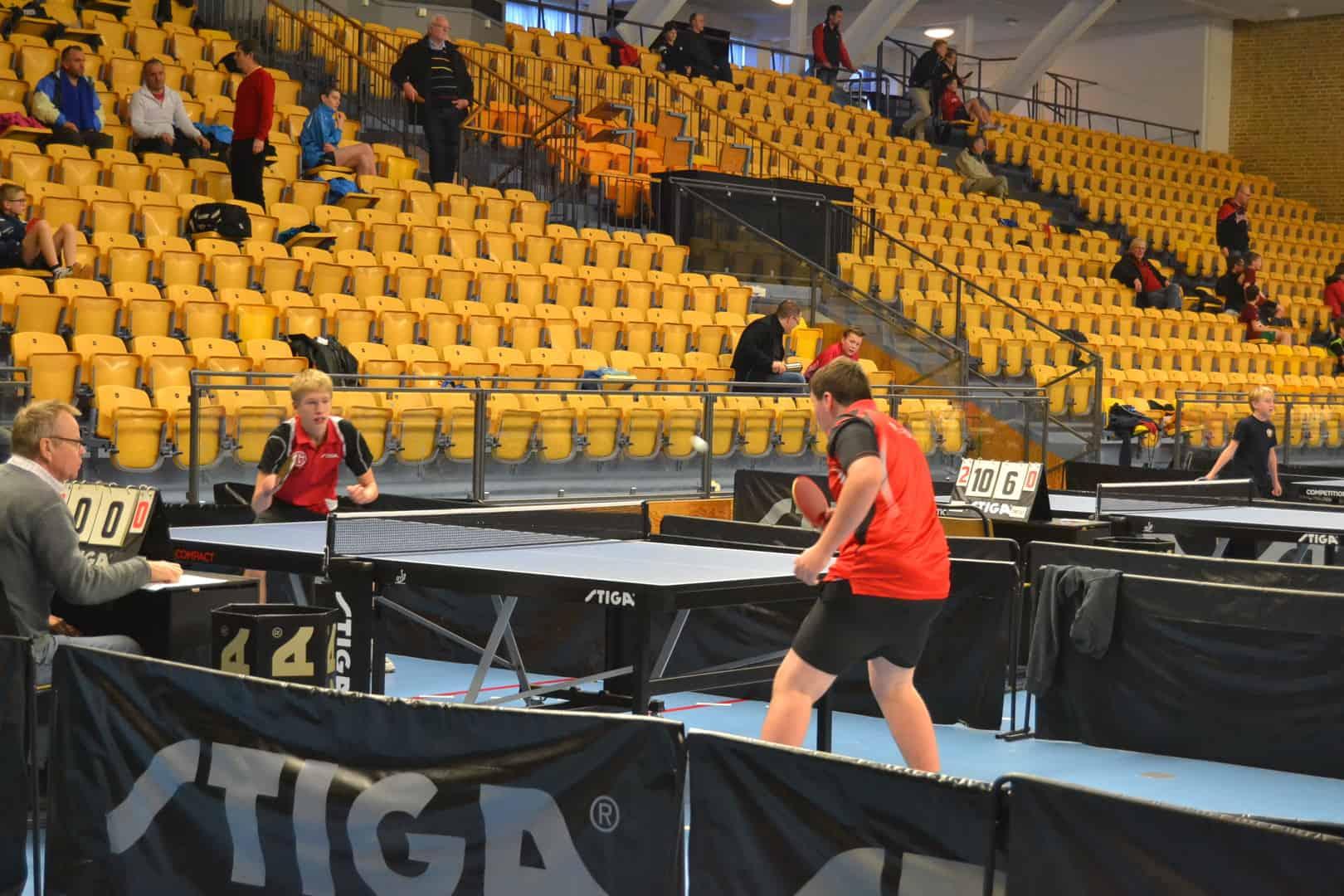 Rekord Spelen, Helsingborg 2013