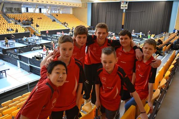 Rekord Spelen, Helsingborg 2012
